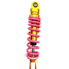 MotoGP Shockbreaker Motor Matic - Shock Panjang 300MM Z Seris - Pink