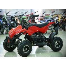 Motor Mini ATV 50cc Mesin Otomatis 2 Tak Free Ongkos Kirim