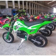 Motor Mini Trail 50cc Mesin 2 Tak Motor Anak Motor Off The Road Mini Atv Gp