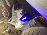 Toko Motor Trend Lampu Sein Motor Led Double Light Signal Sein 007 Warna Kuning Biru Terlengkap Indonesia