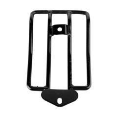 Motorbike Luggage Rack Support Shelf Frame Mount untuk Harley XL883/1200X48 (Hitam)-