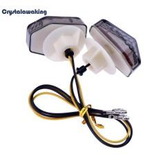 Sepeda Motor LED Flush Mount Indikator Lampu Sein-Intl