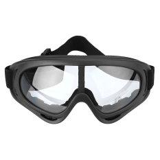 Sepeda Motor Road Dewasa Bukti Angin Goggles Kacamata Eyewear Clear Sunglasses Aukey Diskon 30