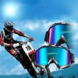 Jual Beli Kacamata Sepeda Motor Racer Anti Twist Anti Gulat Goggles Ski Kacamata Intl