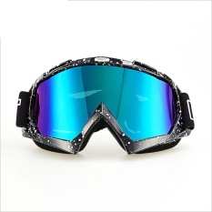 Jual Kacamata Motor Racer Anti Twist Anti Wrestling Match On Goggles Ski Goggles Oem Murah