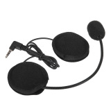 Harga Motor Helm Bluetooth Headset W Mic 3 5Mm Port Untuk Intercom Interphone Branded