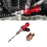 Beli Motor Hidrolik Kopling Silinder Batang Brake Pump M10X1 25Mm Aluminium Internasional Not Specified Asli