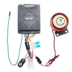 Diskon Sistem Alarm Pengaman Sepeda Motor Anti Pencurian Remote Kontrol Mesin Mulai 12 V Internasional Branded