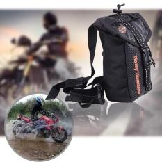 Motorcycle Waterproof Thigh Waist Mobilephone Loose Change Bag Travel Riding - intl