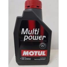 Cuci Gudang Motul Multipower 1 L