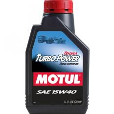 MOTUL Texma Turbo Power 15W-40