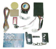 MP Two Way Alarm Motor Remote lengkap Panduan Pemasangan Berbahasa indonesia