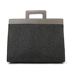 Harga M R K T Henry Briefcase Charcoal Slate Grey Mrkt Online
