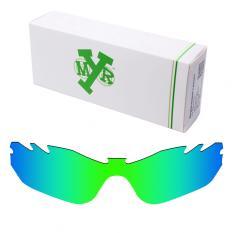 MRY Polarized Penggantian Lensa untuk Radar Edge Kacamata Hitam Berventilasi Emerald Green-Intl