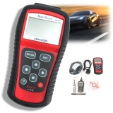 Toko Ms509 Car Engine Fault Diagnostic Scanner Code Reader ObdⅡ Eobd Scan Tool Intl Termurah Di Tiongkok