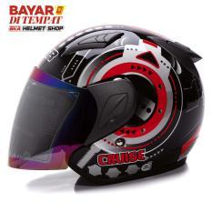 Spek Msr Helmet Javelin Cruise Hitam Merah Msr Helmet