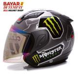Promo Msr Helmet Javelin Monster Abu Abu Msr Helmet Terbaru