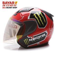Harga Msr Helmet Javelin Monster Merah Msr Helmet Original