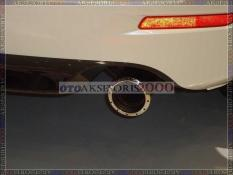 Muffler / Buntut Knalpot Cutter All New CRV