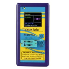 Review Multi Fungsional Berdasarkan Transistor Penguji 128X160 Tft Layar Warna Dioda Thyristor Kapasitansi Hambat Induktansi Mosfet Esr Lcr Meter Internasional Hong Kong Sar Tiongkok