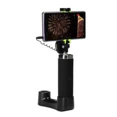 Multifungsi Mobil Selfie Tongkat dengan Belakang Kursi Braket Dudukan Mobil Sandaran Kepala Hanger Kait Lampu Darurat Jendela Breaker untuk Ponsel Android -Internasional