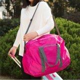 Review Toko Multifungsi Portable Lipat Perjalanan Bagasi Pakaian Storage Bag Shoulder Bag Folding Bag Online