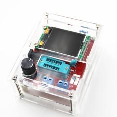 Promo Multifungsi Tester Gm328 Berdasarkan Transistor Penguji Internasional Oem Terbaru