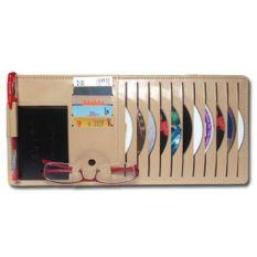 Review Multifungsi Mobil Cd Cd Disc Tas Penyimpanan Cd Cd Klip Klip Terbaru