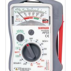 Multimeter Sanwa Ap33 Pocket Size Murah 20170809 By Sumber Rejeki_shop.