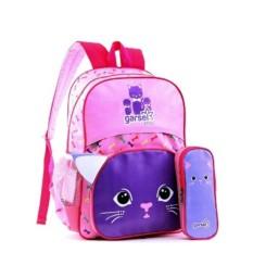 Murah Meriah tas sekolah anak perempuan plus dompet pencil / tas anak garsel murah
