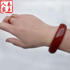 Murni Alami Produk Asli Kargo Merah Batu Akik Gelang Giok Gelang