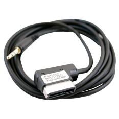 Antarmuka Musik Ami MMI untuk 3.5 Mm Audio AUX Adaptor Kabel untuk Audi Q5 Q8 Q7 A4L A6L-Internasional