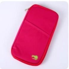 Review Multifungsi Paspor Perjalanan Clutch Dompet Kartu Id Paspor Holder Bank Organizer Bag Portable Kasus Zipper Dompet Intl Oem Di Tiongkok
