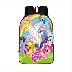 Beli My Little Pony Ransel Untuk Remaja Mlp Girls Sch**l Bagsbackpack Anak Anak Rainbow Horse Ransel Kids Bag Mochila Escolar Intl Cicilan