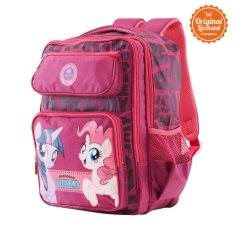 Promo My Little Pony Squad Double Rucksack L My Little Pony Terbaru