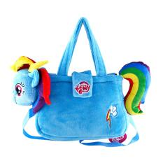 My Little Pony Tote Bag Blue Pie Diskon Indonesia