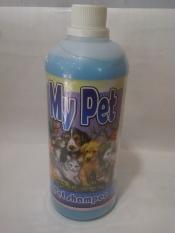 Harga My Pet Shampoo Coolin 1Lt Satu Set