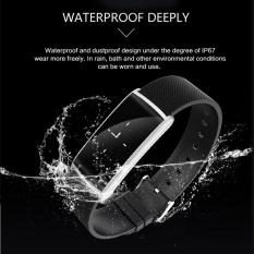 Jual N108 Smart Watch Bracelet Heart Rate Blood Pressure Oxygen Waterproof Bluetooth Intl Di Tiongkok
