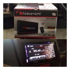 Ulasan Lengkap Nakamichi Na 3102I Headunit 2Din Dvd Monitor