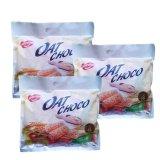Jual Naraya Oat Choco Bag Paket 3 Buah Naraya Murah