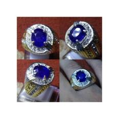 Natural Blue Sapphire Safir Sapir Shappire Corundum