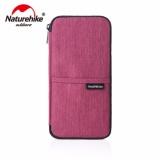 Spek Naturehike Multi Fungsi Outdoor Tas Untuk Uang Tunai Paspor Kartu Multi Menggunakan Travel Wallet Intl Tiongkok