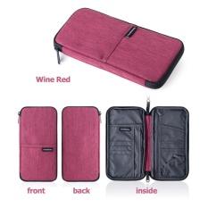 Promo Naturehike Multi Fungsi Outdoor Bag Untuk Kas Kartu Paspor Travel Hiking Olahraga Travel Wallet 3 Warna Intl Tiongkok