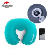 Promo Naturehike U Shaped Inflatable Travel Airplane Nursing Pillow Murah