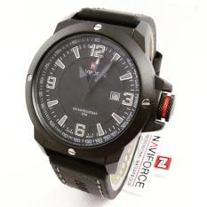 Naviforce - Jam Tangan Kasual Pria - Leather Strap - NF9074