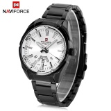 Spek Naviforce Nf9038M Male Quartz Watch Date Day Display 3Atm Wristwatch Intl Tiongkok