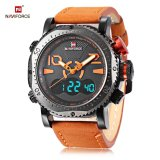 Top 10 Naviforce Nf9094M Pria Dual Movt Watch Alarm Chronograph Kalender Watch Orange Online