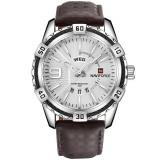 Spesifikasi Naviforce Nf9117L Bg 2018 New Luxury Brand Men Quartz Watches Men S Fashion Casual Leather Sports Wrist Watch Male Clock Relogio Masculino Intl Lengkap Dengan Harga