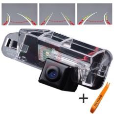 Navinio CCD Kendaraan Mobil Track Parkir Direktif Assistancereversing Lintasan Kembali Kamera Belakang untuk Lexus IS300/RS270/RS35-Intl
