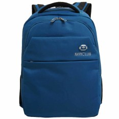 Promo Navy Club Tas Ransel Laptop 5716 Backpack Up To 15 Inch Bonus Bag Cover Biru Di Indonesia